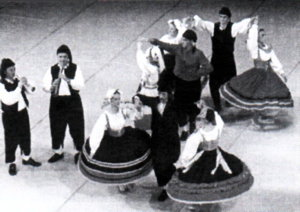 Dances from the Island of Krk - Lado