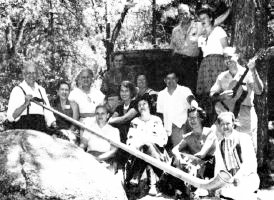 Idyllwild Workshop 1955
