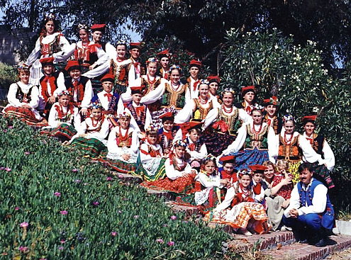 Krakusy Polish Folk Dance Ensemble