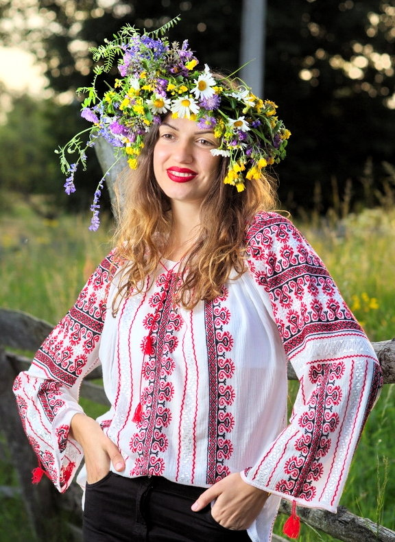 Romanian Folk Costumes