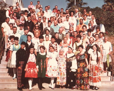 San Diego Folk Dance Conference 1977