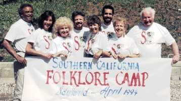 Southern California Folklore Camp 1994
