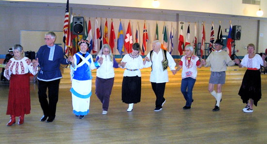 south folk dance