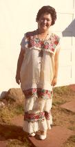 Nelda Guerrero Drury 1971